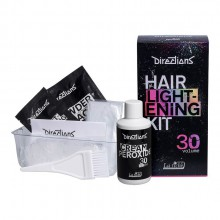 Осветлитель для волос - Hair Lightening Kit 30 Volume - Directions